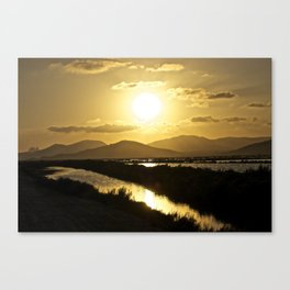 Sal de Ibiza Canvas Print