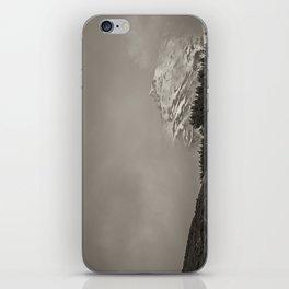 En las nubes iPhone Skin