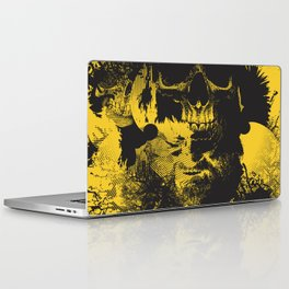 Abstract Thinking Laptop & iPad Skin