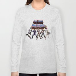 Masters of the Universe Long Sleeve T-shirt