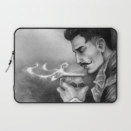 Dragon Age Inquisition - Dorian Pavus - Morning tea Laptop Sleeve