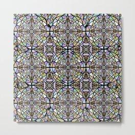 Mosaic I Metal Print
