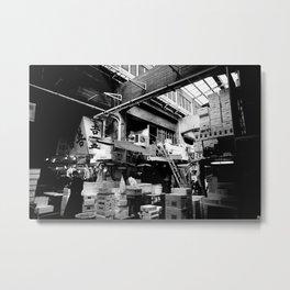 Tsukiji III Metal Print