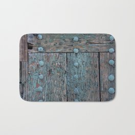 Door in Fortezza South-Tirol Italy Bath Mat
