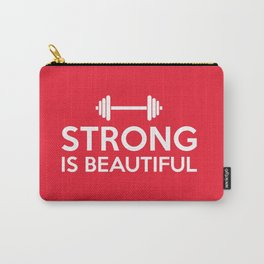 Strong is beautiful Carry-All Pouch