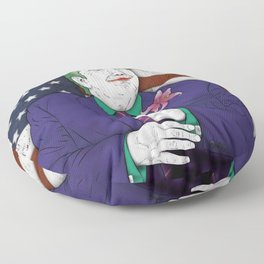 Augusto MMXVI (Donny J. Trump) Floor Pillow