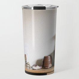 i'll keep you on the shelf Travel Mug