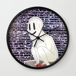 Super Creep Wall Clock
