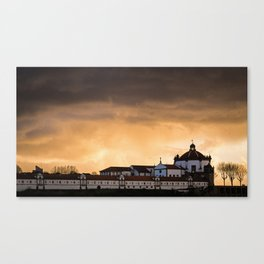 Serra do Pilar Canvas Print