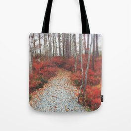 Autumn Wanderlust Tote Bag