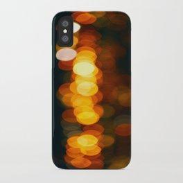 D.C. Bokeh iPhone Case