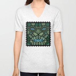 Kaiju Voronoi Unisex V-Neck