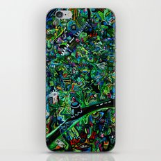 Emerald City iPhone & iPod Skin