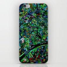 Emerald City iPhone & iPod Skin