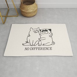 No Difference Rug