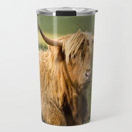 Handlebar Horns Travel Mug
