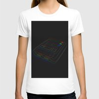 gaming T-shirts featuring SNES Gaming by Gudrun Galdean