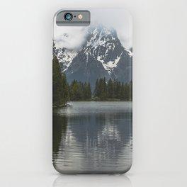 Grand Teton National Park III - Wanderlust Adventure iPhone Case
