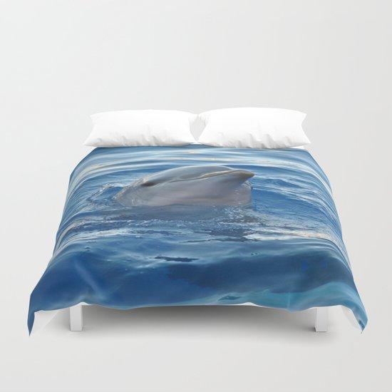 Dolphin20151021 Duvet Cover