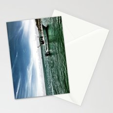 A cosmic current Stationery Cards