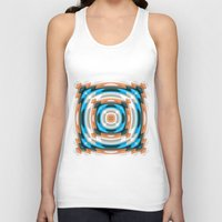 storm Tank Tops featuring Storm by Cs025