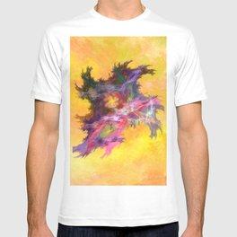 en space   (A7 B0057) T-shirt