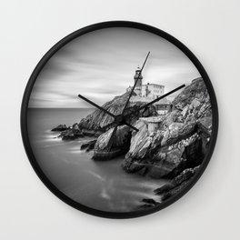 The Baily Lighthouse - Ireland  (RR112) Wall Clock