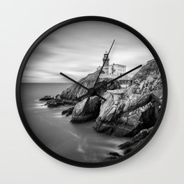 The Baily Lighthouse - Ireland  (RR112) Wall Clock