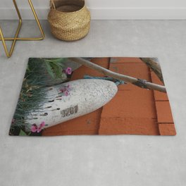 """Hey There, Lonely Buoy"" Rug"