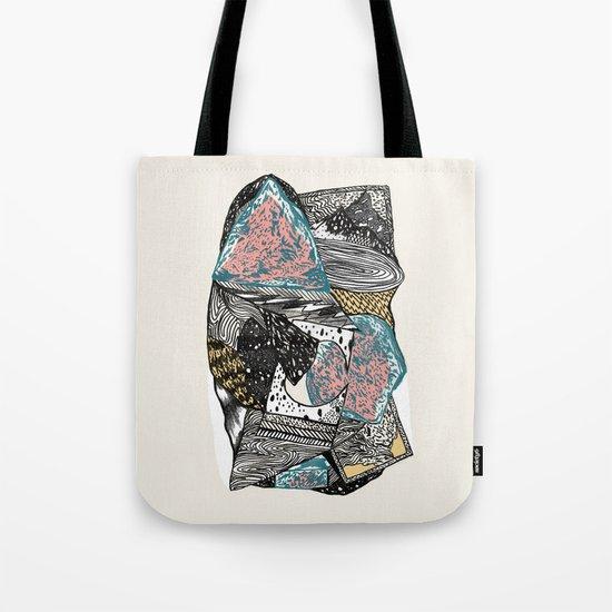 Cosmic geology Tote Bag