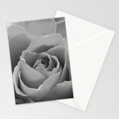 Roses (Black and White) #2 Stationery Cards