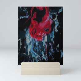 Take the good with the  bad  Mini Art Print