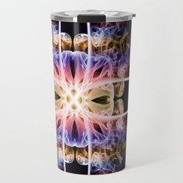Smoke Art 45 Travel Mug