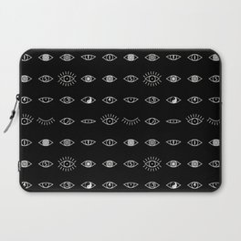 EYEXMOJI EVIL Laptop Sleeve