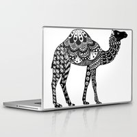 camel Laptop & iPad Skins featuring Camel by Sophie H.