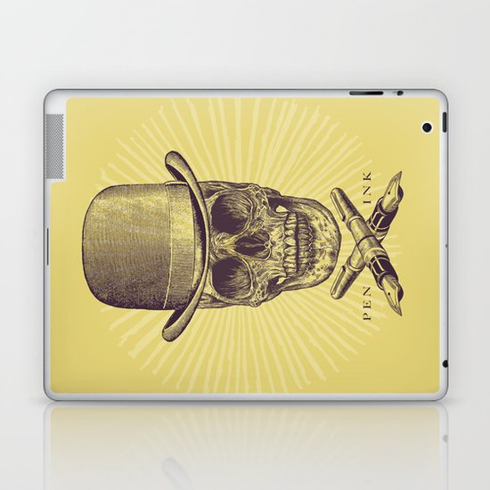 Dead Artist Laptop & iPad Skin