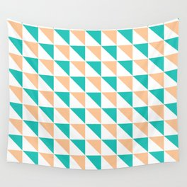 Simply Triangles Wall Tapestry