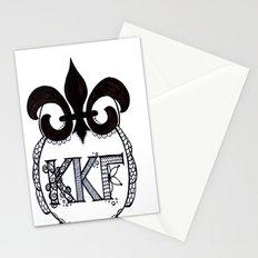 Owl2 Stationery Cards