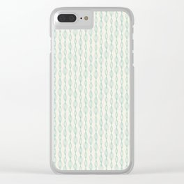 seed (2) Clear iPhone Case