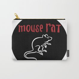 Mouse Rat - Parks and Rec Carry-All Pouch