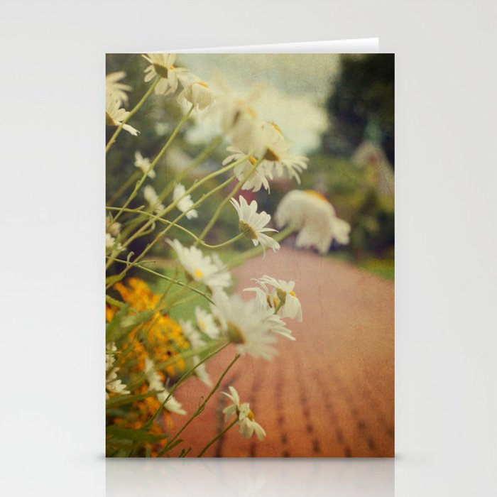 Summer Daisies Stationery Cards