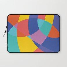 Geometric Beach Ball 1 Laptop Sleeve