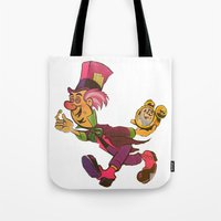 lsd Tote Bags featuring LSD by I-Am The-chukchee