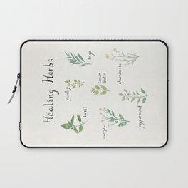 Healing Herbs Laptop Sleeve