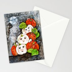 Painted Pumpkins Stationery Cards