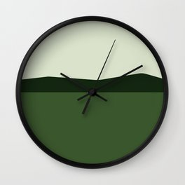 Landscape Two Wall Clock