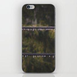 Zwei iPhone Skin