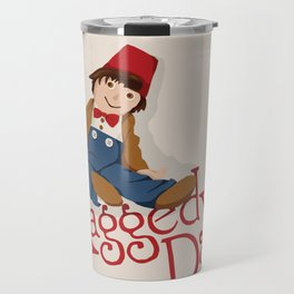 Raggedy Doctor Travel Mug