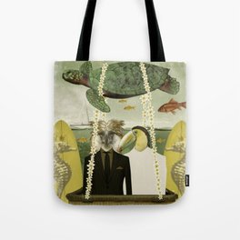 Surf trippin Tote Bag