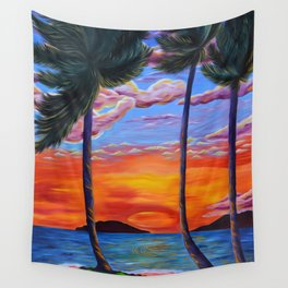 Majestic Maui Moment Wall Tapestry